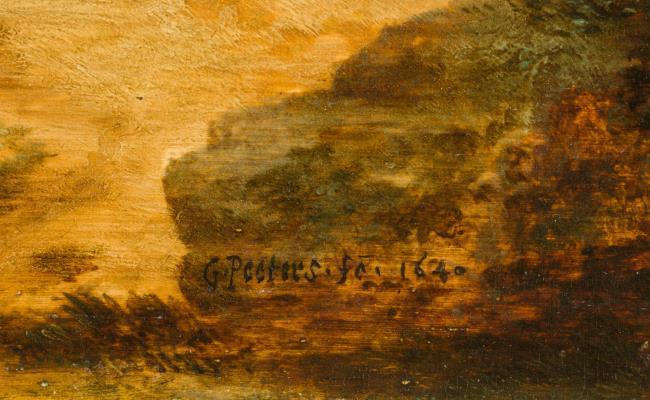 "<a class=""recordlink artists"" href=""/explore/artists/62361"" title=""Gillis Peeters (I)""><span class=""text"">Gillis Peeters (I)</span></a>"