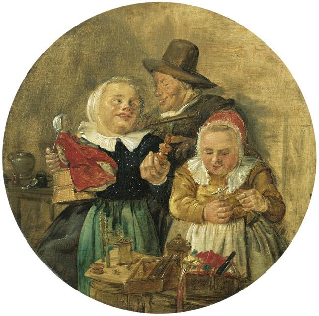 "toegeschreven aan <a class=""recordlink artists"" href=""/explore/artists/56664"" title=""Jan Miense Molenaer""><span class=""text"">Jan Miense Molenaer</span></a>"