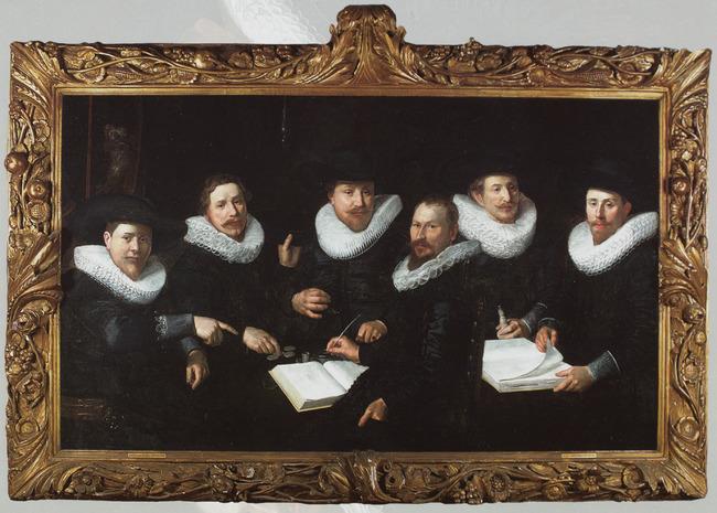 "toegeschreven aan <a class=""recordlink artists"" href=""/explore/artists/25972"" title=""Nicolaes Eliasz. Pickenoy""><span class=""text"">Nicolaes Eliasz. Pickenoy</span></a>"
