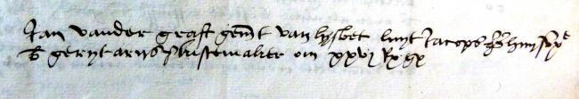 Leiden, 1527-09-02, Schepenbank (Oud Rechterlijk Archief), nummer toegang 0508, inv. nr. 42+4 (Wedboek 1526-1527)