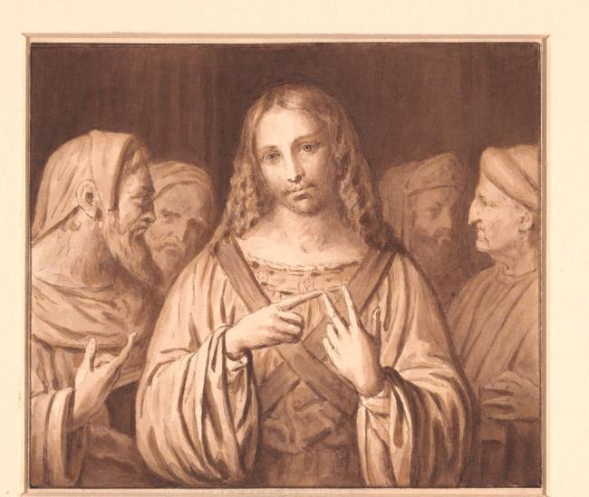 "<a class=""recordlink artists"" href=""/explore/artists/85474"" title=""Pieter Christoffel Wonder""><span class=""text"">Pieter Christoffel Wonder</span></a> after <a class=""recordlink artists"" href=""/explore/artists/51283"" title=""Bernardino Luini""><span class=""text"">Bernardino Luini</span></a>"