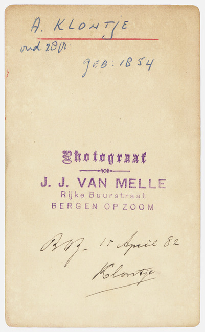 """<a class=""""recordlink artists"""" href=""""/explore/artists/417492"""" title=""""Jannis Jacobus van Melle""""><span class=""""text"""">Jannis Jacobus van Melle</span></a>"""