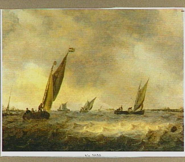 """attributed to <a class=""""recordlink artists"""" href=""""/explore/artists/64323"""" title=""""Jan Porcellis""""><span class=""""text"""">Jan Porcellis</span></a>"""