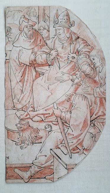 """<a class=""""recordlink artists"""" href=""""/explore/artists/1984"""" title=""""Anoniem""""><span class=""""text"""">Anoniem</span></a> <a class=""""thesaurus"""" href=""""/en/explore/thesaurus?term=11&domain=PLAATS"""" title=""""Leiden"""" >Leiden</a> ca. 1530"""