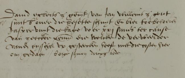 Leiden, 1549-10-07, Schepenbank (Oud Rechterlijk Archief), nummer toegang 0508, inv. no. 42+24 (Wedboek 1549-1550)