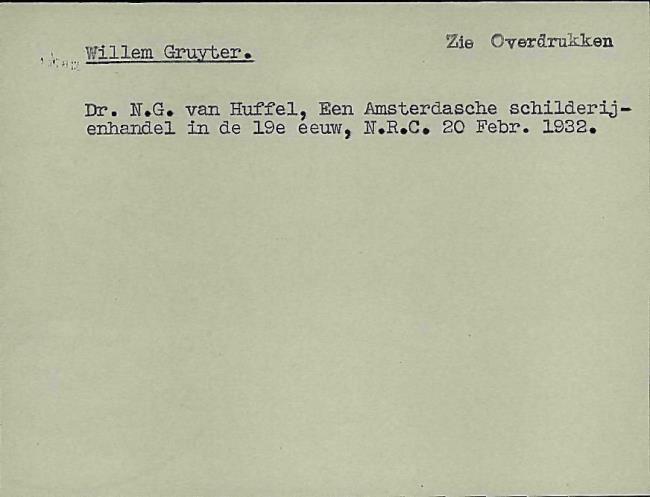 Gruyter, Willem (jr.), fichenummer 1195592