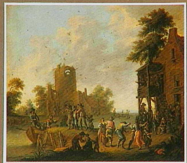 """attributed to <a class=""""recordlink artists"""" href=""""/explore/artists/80393"""" title=""""Cornelis Verhuyck""""><span class=""""text"""">Cornelis Verhuyck</span></a>"""