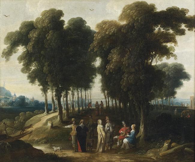"omgeving van <a class=""recordlink artists"" href=""/explore/artists/84494"" title=""Jan Wildens""><span class=""text"">Jan Wildens</span></a>"
